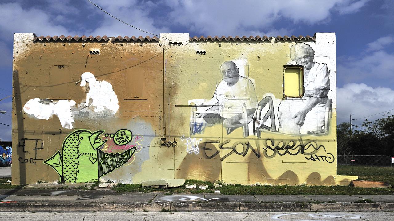 Street Art Miami |